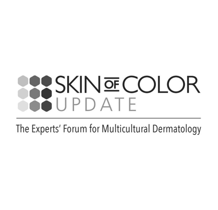 Special focus on the 2018 edition of the Skin of Color Update